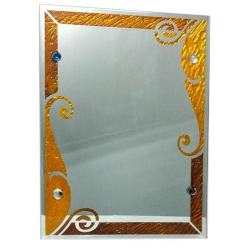Fancy Wall Mounted Mirror
