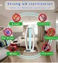 UV Disinfection Lamp with Ozone