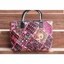 Indian Vintage Banjara Embroidery Shoulder Bag