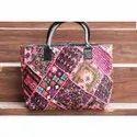 Indian Vintage Banjara Embroidery Shoulder Bag