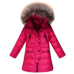 Kids Long Jackets