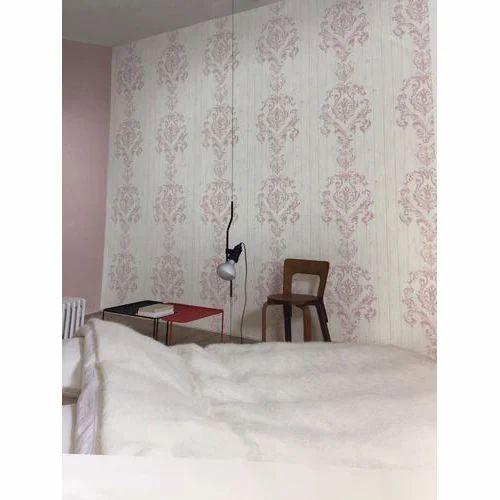 Designer Bedroom Wallpaper
