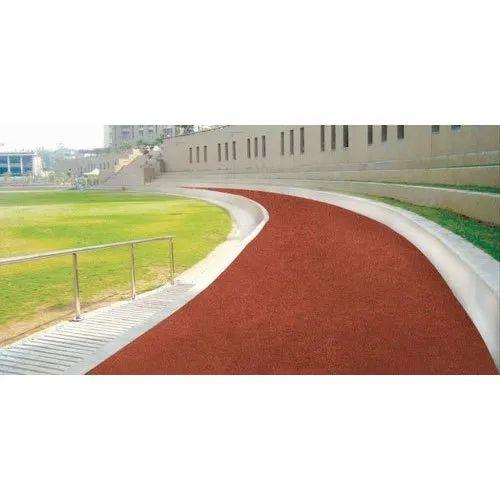 Runathon SBR Jogging Tracks Flooring