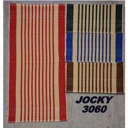 Cotton Striped Bath Turkish Terry Towel