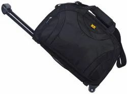 Fashion Travel Bag With Wheels,Luggage Check In Trolley Duffels., Size/Dimension: 22x17x12 Inches, 1