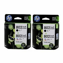 HP 802 Color Ink Cartridge