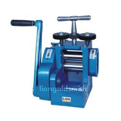 Hand Operated Mini Rolling Mill Cover 3 Inch