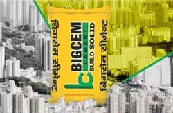 Bigcem Cement, Packaging Type: HDPE Sack Bag