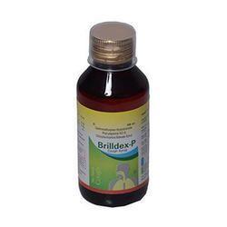 Brilldex-P Cough Syrup, 100 ml