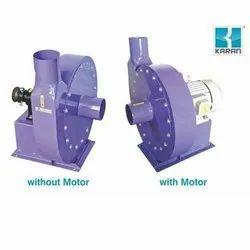 Karan Electric Dust Blower, 380 V, Speed: 2800 Rpm