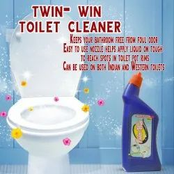 Twin Win Toilet Cleaner