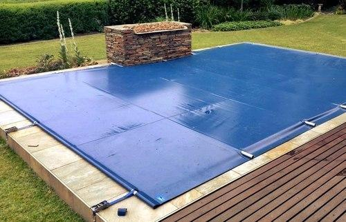 Blue Swimming Pool Cover, Rs 200 /unit K R Pronto Pools And Infra Private Limited ID: 20367323555