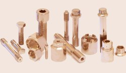 Cupro-Nickel 90/10 Fasteners