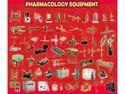 Slisco Pharmacology Laboratory Instruments, For D.pharmacy And B.pharmacy, Model Name/number: Sl126