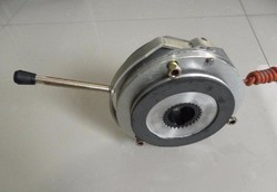 Electromagnetic Brakes for Textile Machine