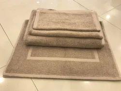 Sand Color Towels