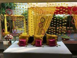 Backdrop Decorators In Wedding Event Services