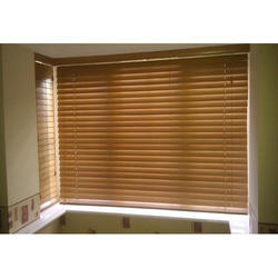 Cotton Venetian Blinds