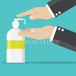 Medical Sanitizer Testing Services