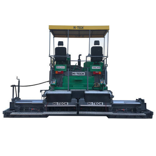 5.5 Meter Hydrostatic Sensor Paver Finisher