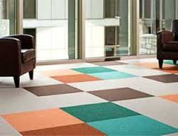 Carpet Tiles Flooring Services