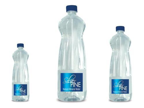 Pine Bottle Water Bottle Labels
