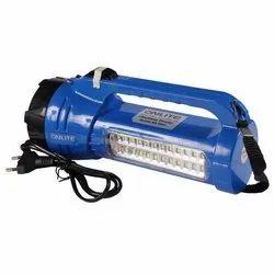 Plastic Onlite Solar LED Torch