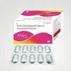 Rabeprazole Sodium & Levosulpiride SR Capsules