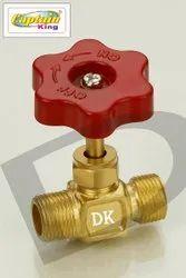 Brass LPG NC Valve 100 Gram