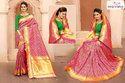 Banarasi Patola Style Saree