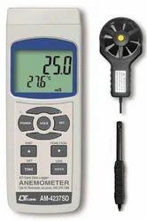Lutron Anemometer & Wind Measurement Meter