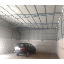Commercial Storage Shed