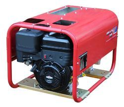 Petrol Engine Powered Welding Generator 220dc