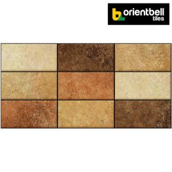 Orientbell OEM MARCOS BROWN Exterior Wall Elevation Tiles