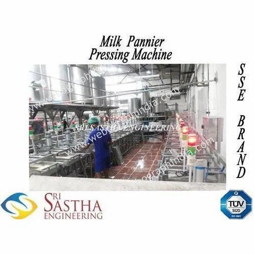 Milk Paneer Pressing Machine