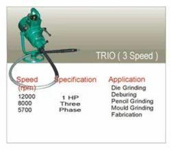 Flexible Shafts  TRIO (3 Speed )