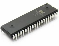 Atmel ATMEGA16P AVR ATMega16 Microcontroller IC, For Power, Single