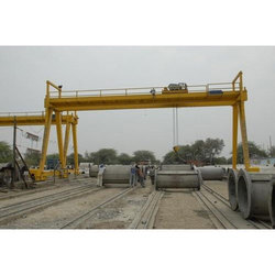 EOT Cranes And Electric Chain Hoists | Manufacturer from Chennai