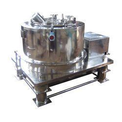Manual Discharge Centrifuge Machine