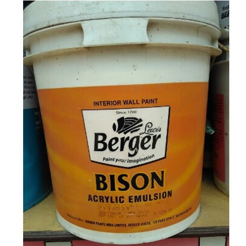 Berger Paints Interior: Berger Bison Interior Wall Paint Wholesale