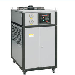 Semi-Automatic 2000-4000 Industrial Water Chilling Machine, 5-10