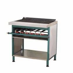 Gas Flame Griller