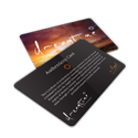 Certificate Cards - Plastic PVC