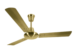 Enchante Electroplated Ceiling Fan (Luminous)