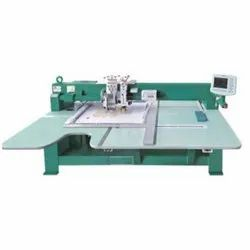 Mixed Head Tapping Embroidery Machine