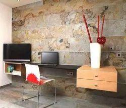 Slate Indoor Natural Stone Veneer, for Wall