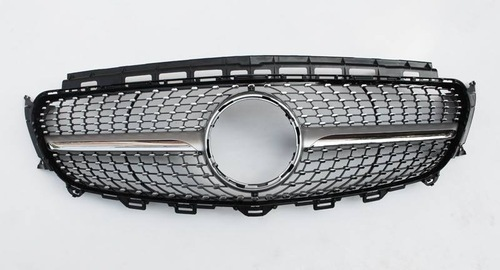 Benz E Class W213 Amg Diamond Upgraded Front Grill