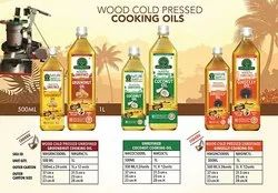 Cold Pressed Oil For Cooking