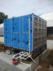 Evaporative Cooling Equipment