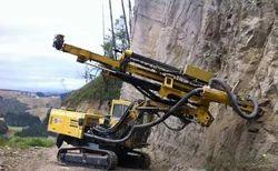 Blast Hole Drilling Service